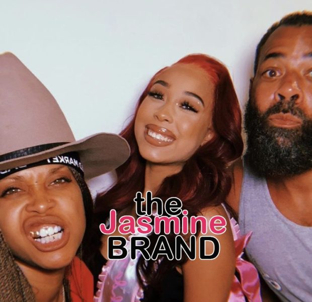 Erykah Badu & D.O.C. Wish Daughter Puma A Happy Sweet 16
