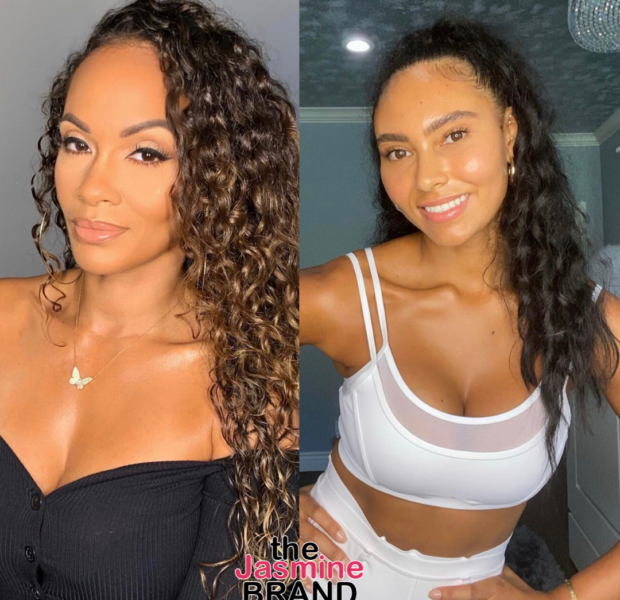 Evelyn Lozada & Her Daughter Have The Same Guys Sliding In Their DMs