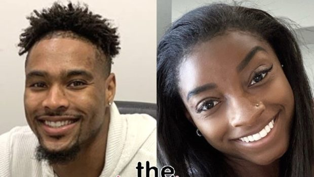 Simone Biles & Rumored NFL Boyfriend Jonathan Owens Spend His Birthday Together