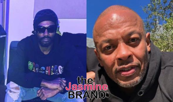 Juicy J: I Wanna Battle Dr. Dre!