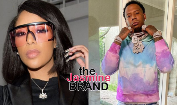 K. Michelle Says the Lambo Moneybagg Yo Bought For Ari Fletcher Is Rented, Sparks Heated Exchange