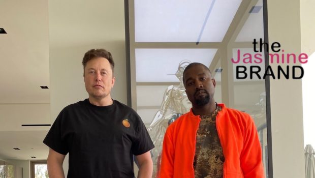 Kanye Hangs Out W/ Tesla CEO Elon Musk
