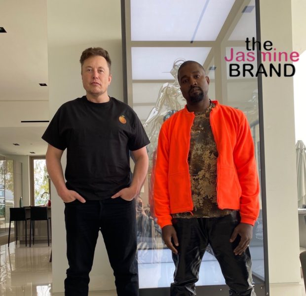 Elon Musk Urged Kanye To Run In 2024, Not 2020 + Says 'I Talked To Him & He Seemed Fine, But There Seems To Be A Lot Of Issues'