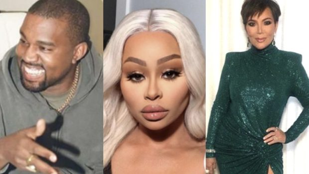 Blac Chyna Doesn't Want Kanye West To Be Dismissed As 'Crazy,' Claims She Has Proof Kris Jenner Called Her 'Ghetto'
