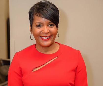 Atlanta Mayor Keisha Lance Bottoms & Husband Test Positive For COVID-19