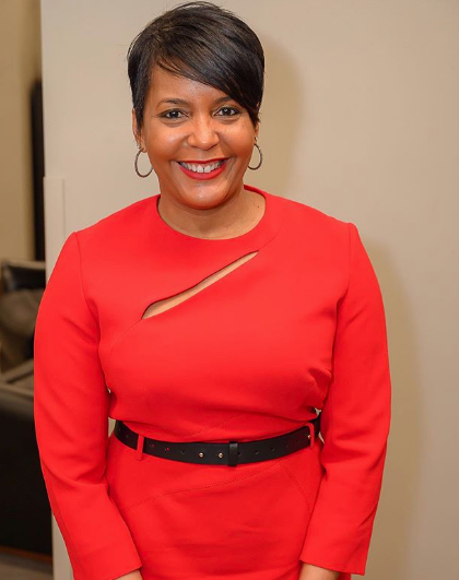 Atlanta Mayor Keisha Lance Bottoms & Husband Test Positive For COVID-19