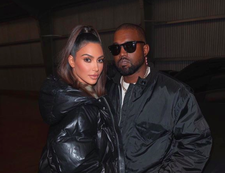 Kim Kardashian Reunites W/ Kanye West, Pictured 'Crying Hysterically' During Discussion