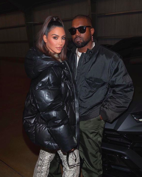 Kim Kardashian Recalls 'Changing Kanye's Sheets W/ Gloves & A Face Shield' When He Had COVID-19: It Was A Really Scary Time