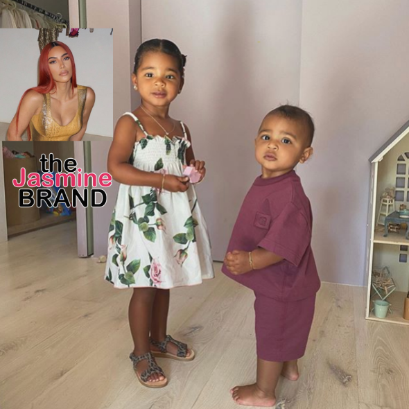 Kim Kardashian Swoons Over Niece True & Son Psalm: These 2 Are Besties!