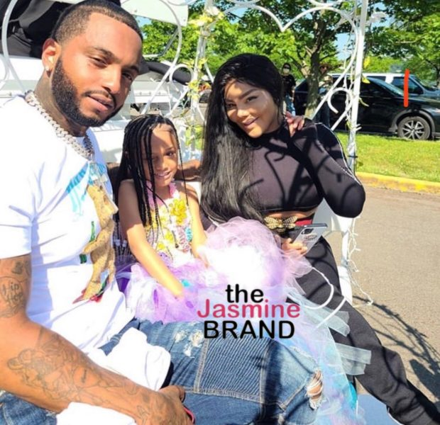 Lil Kim's Ex Mr. Papers Suggests They're Working On Baby #2: We 2 Steps Ahead Of You