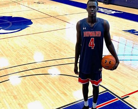 Top Basketball Recruit Makur Maker Chooses Howard University Over UCLA & Kentucky