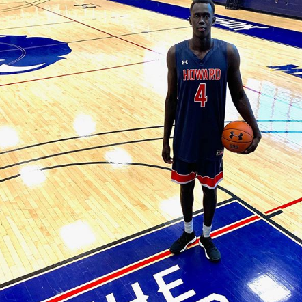 Top Basketball Recruit Makur Maker Chooses Howard University Over UCLA & Kentucky