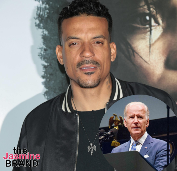 Matt Barnes: Not Voting Is A Vote For Trump, Biden Is Our Only Choice