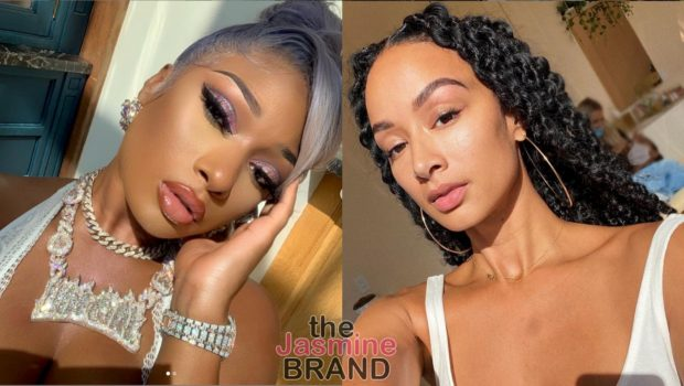 Megan Thee Stallion Gifted W/ Savage X Fenty Care Package Following Rumors Draya Was Dropped As An Ambassador