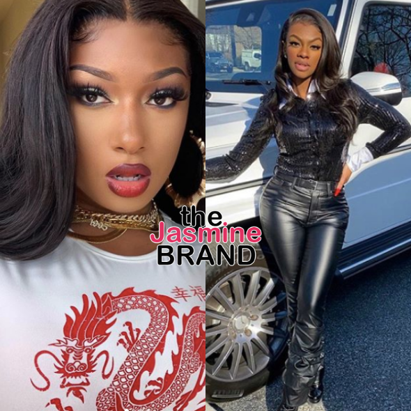 Comedian Jess Hilarious Faces Backlash For Reenacting Megan Thee Stallion Shooting