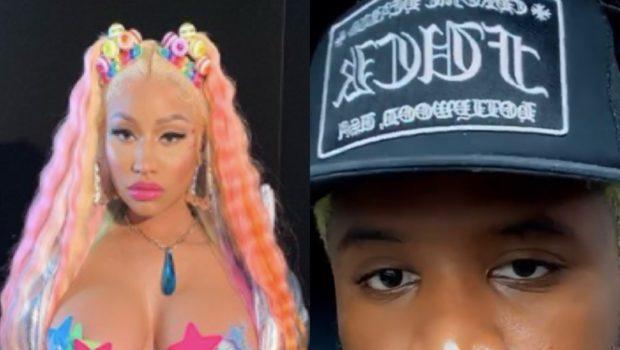Nicki Minaj Addresses Dispute With Hairstylist Arrogant Tae: He Canceled 48 Hours Before My Shoot [VIDEO]