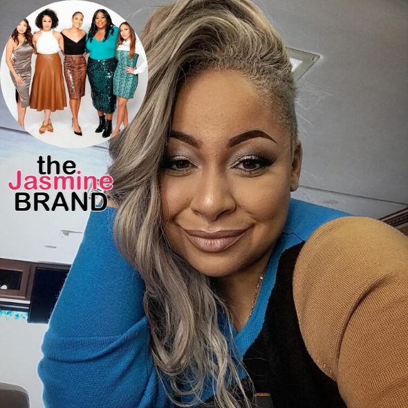 Raven Symone On Whether She'd Join 'The Real': I'll Never Say No To A Cool Job