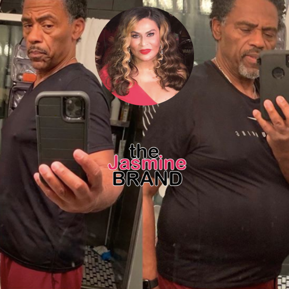 Tina Lawson Swoons Over Husband, Actor Richard Lawson's, 50 Pound Weight Loss: You Look Amazing Baby!