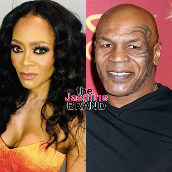 Robin Givens & Mike Tyson's Relationship Will NOT Be Portrayed In His Biopic, Amid Actress Sending Cease And Desist Letter
