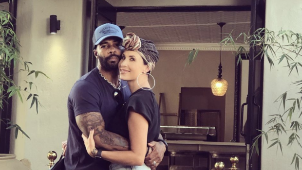 Omari Hardwick Reacts To Criticism For Choosing A White Wife: I Can Be With Whomever The F**k I Was Called To Be With!