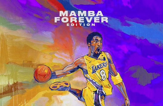 Kobe Bryant To Appear On 2 Covers Of NBA 2k21 Mamba Forever Edition