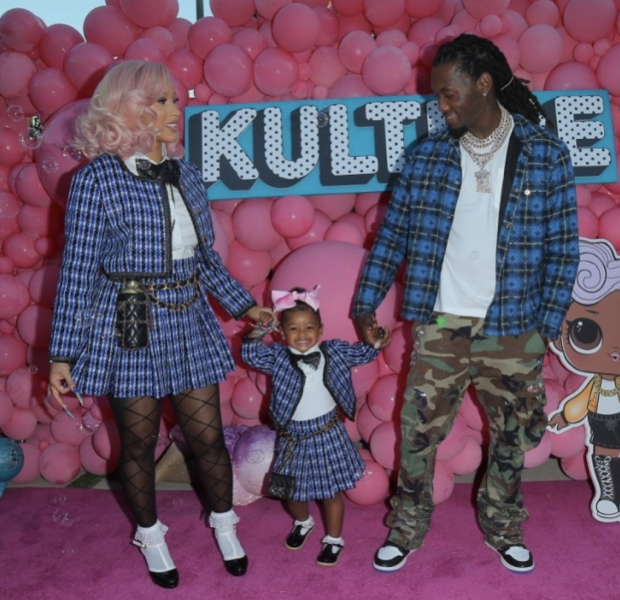 Cardi B & Offset Throw Daughter Kulture An Epic 2nd Birthday Party