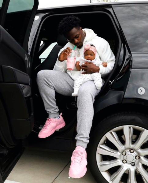 NFL Star Marquise Goodwin Opts Out Of Upcoming Season To Keep His Daughter Safe During COVID-19: I Won't Risk Experiencing Another Loss