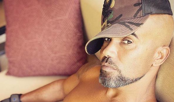 Shemar Moore Is Getting His 'Mojo Back' In Shirtless Selfie
