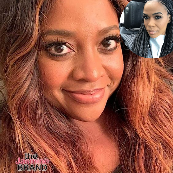 Sherri Shepherd Compares Collapsed Guard At John Lewis Memorial To Michelle Williams' 106 & Park Fall: They Didn't Stop Because The Show Must Go On!
