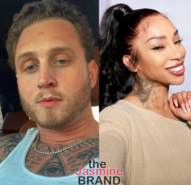 Tom Hanks Son Chet Fuels Rumors He's Dating 'Black Ink Crew' Star Sky [WATCH]