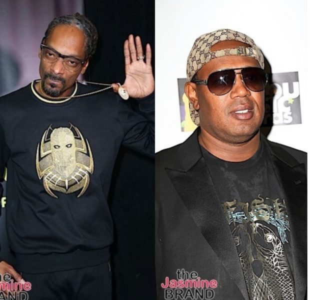 Snoop Says Master P Saved His Life & Stopped Him From Putting Out A Song Called 'F*** Death Row'