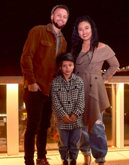 Ayesha Curry On Why She & Stephen Took Their Daughter Riley, 8, To A Black Lives Matter Protest: We're Not Sugarcoating Anything