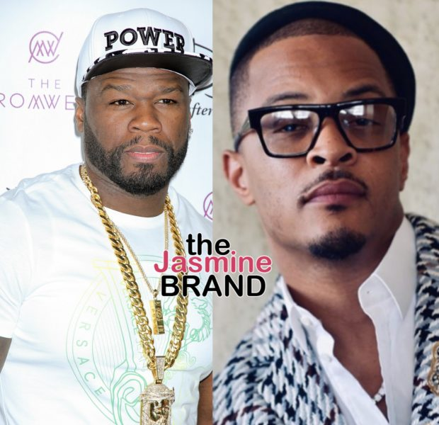 T.I. Challenges 50 Cent: Pull Up & Catch This Trap Muzik Fade! [VIDEO]