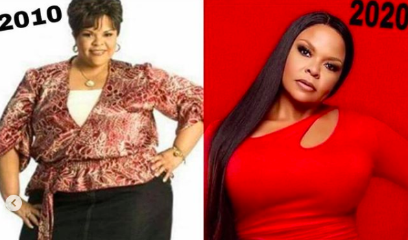 Gospel Singer Tamela Mann Shows Off Weight Loss: It's Been A Journey But I Feel GOOD!