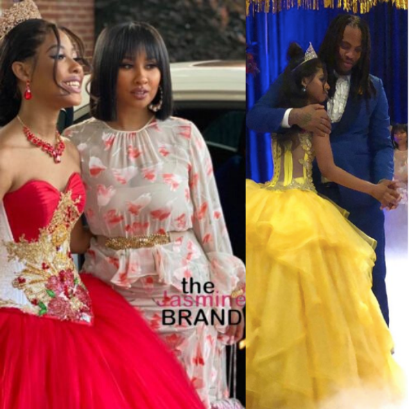 Tammy Rivera Throws Daughter Charlie A Lavish Quinceañera For Her 15th Birthday [PHOTOS]