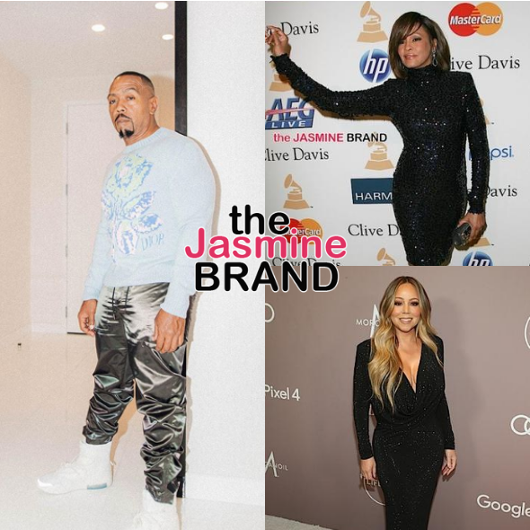 Timbaland Reacts To A Possible Verzuz Battle Between Whitney Houston & Mariah Carey: This Is A Good Match But We Have Other Plans For Mariah