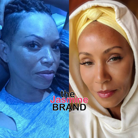 Tisha Campbell Shuts Down Speculation Her Post Was About Jada Pinkett-Smith's Alleged Affair: I Don't Do Messy, Don't Pull Me Into No Mess!