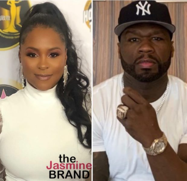 50 Cent Called Out By Torrei Hart: I Am So Sick Of People Trying To Say That Black Women Are Angry & Bitter