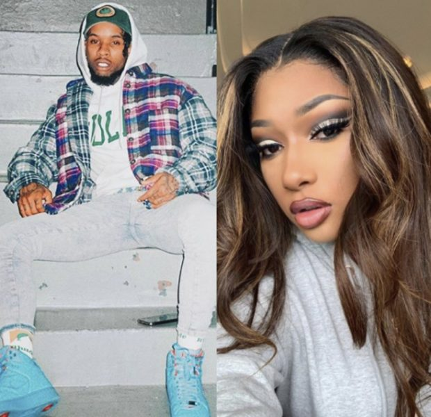 Tory Lanez Allegedly Shot Megan Thee Stallion