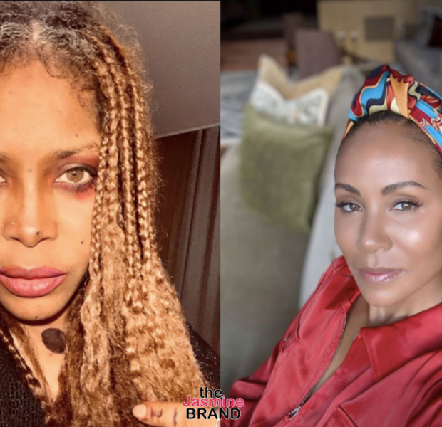Erykah Badu Doesn't Want Her Lady Parts Compared To Jada Pinkett Smith's Amidst Rumored Affair W/ August Alsina: How I Get In It?!
