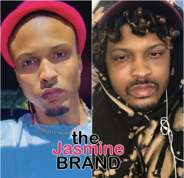 August Alsina Says He Was About To 'Kick The Bucket' As He Compares His Last Year To This Year