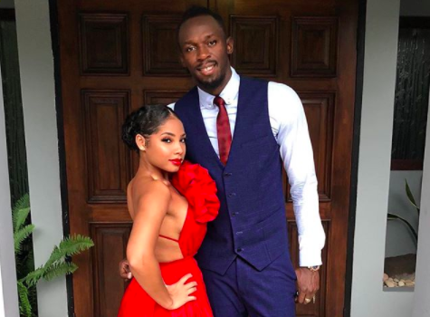 Usain Bolt Debuts Daughter In Sweet Birthday Message For His Longtime Girlfriend