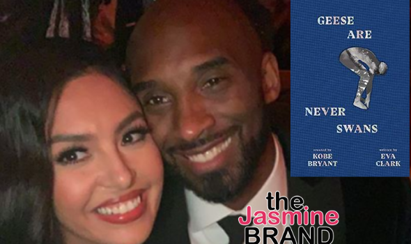 Vanessa Bryant Releases Kobe Bryant's Young Adult Book 'Geese Are Never Swans': This Book Helped Me Deal W/ Grief