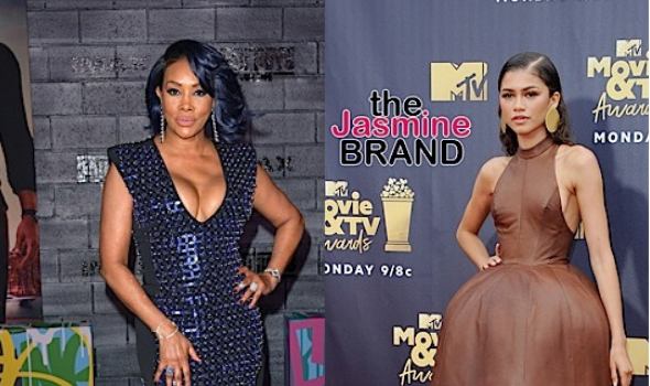 Vivica Fox Wants Zendaya To Play Her Daughter In The Potential 'Kill Bill' Remake