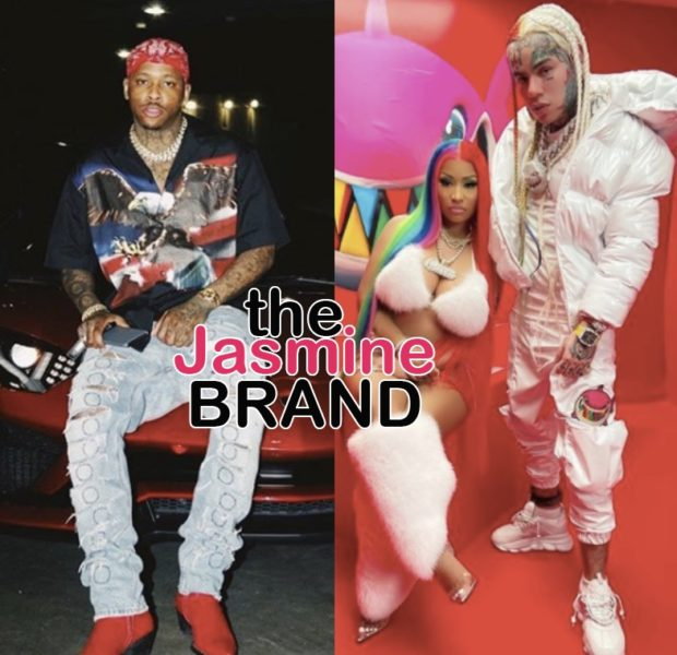 YG Won't Work W/ Nicki Minaj Again Because She Collabs With Tekashi 6ix9ine: I'm A Real Street N*gga