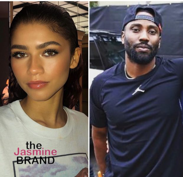 Zendaya & John David Washington Secretly Filmed A Movie In 15 Days During Quarantine