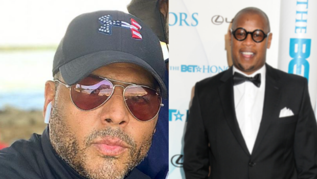 Al B. Sure Upset He's Not Apart Of Late Andre Harrell's Miniseries About The Start Of Uptown Records