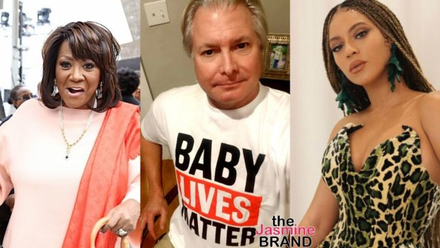 Beyonce – Florida Conservative Running For Congress Claims Singer Isn't Black & Patti LaBelle Is In The Illuminati