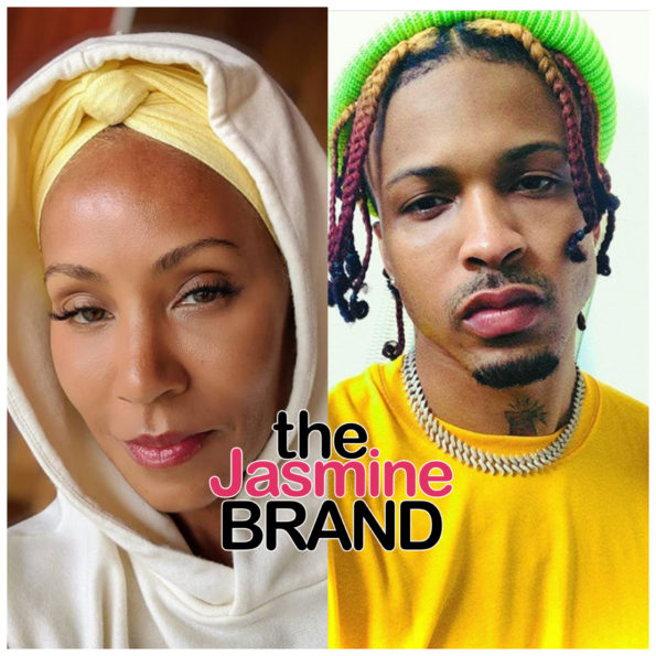 Jada Pinkett-Smith Breaks Her Silence, Hints That She'll Address August Alsina Controversy: There's Some Healing That Needs To Happen