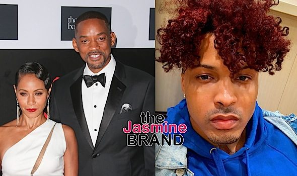 Will Smith Threatens To Block Fan Over Joke About Wife Jada Pinkett-Smith & August Alsina